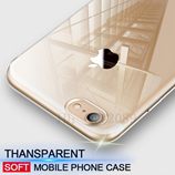 Ultra Thin Soft transparent TPU Case For iPhone